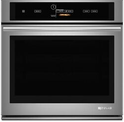 Jennair Jjw3430ds Euro-style 30 Single Convection Smart Electric Wall Oven Wifi