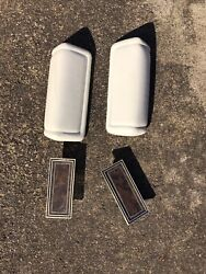 1977 1978 1979 Ford Thunderbird Mercury Cougar Rear Armrests And Trim Pieces