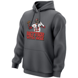 New Tom Brady Tampa Bay Buccaneers Pullover Hoodie Super Bowl Lv 2020 Better Age