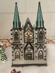 Dept 56 The Cathedral, Yes, Virginia, Salvation Army Band, And More