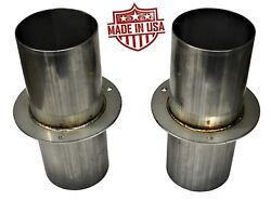 4.0 Stainless Steel 316ss Boat Through Hull Exhaust