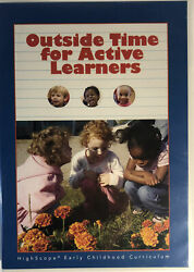 Outside Time For Active Learners2009,video,dvdtested-rare Vintage-ships N 24hr