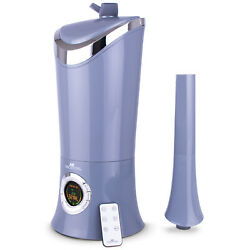 Air Innovations Mh-701ba Ultrasonic Cool Mist Humidifier, Platinum For Parts