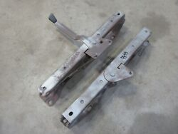 1978 1979 Ford F250 Extended Cab Truck Interior Front Seat Floor Mount Tracks