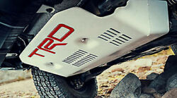 New Genuine Toyota Tacoma Trd Skid Plate Front Engine Cover Lower Oe Ptr6035190