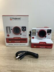 Polaroid One Step2 Viewfinder Camera In Red