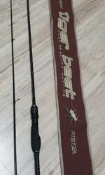 Rapala Tiger Beet 7and0393 2 Piece 4-8lb Lure 3-14g Rtb732l Spin Fishing Rod