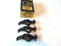 Nos 1950-1958 Chevy Bel Air Impala Corvette Exhaust Valve Rocker Arms