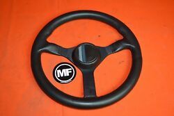 Rare Nos Vintage Hella Sport Rallye 365mm Steering Wheel Vw Audi Bmw And03980and039s