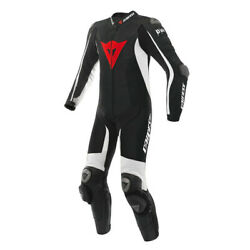 Dainese D-air Racing Misano Suit Motorbike Motorcycle Air Bag Track Size 42/52
