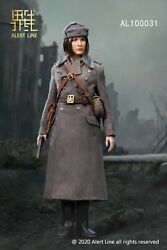 Alert Line 16 Wwii Soviet Red Army Soldier Figure 12inches Doll Toy Collection