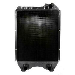 New 82013306 New Tractor Copper / Brass Radiator Fits Ford Tm115 Tm125 8160 +