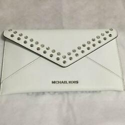 Final Michael Kors Clutch Bag $308.04