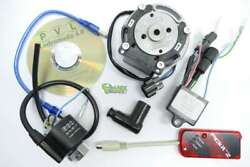 Pvl Coil Free Programable Complete System Cdi + Coil Software Cd Coil St...