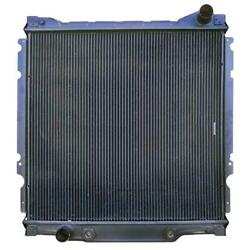 New 239440 / Sterling Radiator - 26 3/4 X 28 1/2 X 2 Fits Ford