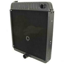 New 146405c1 New Radiator Fits Case-ih Tractor Models 3088 3288 3688 3488