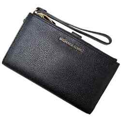 Michael Kors Clutch Bag Long Wallet Women #x27;S Leather $282.33