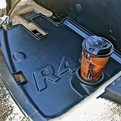 Robinson R44 Helicopter Parts Floor Trays With Cup Holders Set Of 4 Abs Plastic