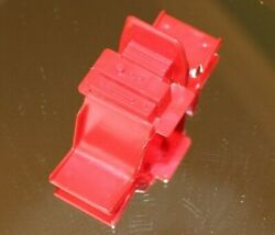 Cox Stuka Black Knight 87-d Red Seat For Pilot And Gunner