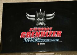 Grendizer Ufo Robot Plus Dizer Double Spazer By Fewture  Box And Hands Only