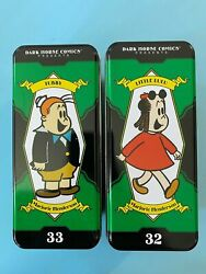 Little Lulu And Tubby Figure Statue Classic Comic Characters Syroco 2002