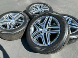 20 Mercedes Benz G Class Amg G63 G550 G Wagon Oem Wheels Rims And Tires G500