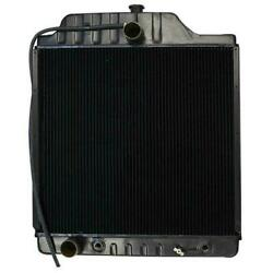 New 219753 Agco/ Tractor Radiator - 24 5/8 X 26 1/4 X 3 5/8 Fits Allis Chalmers