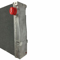 New 4736235 Radiator Part Wn- Fits Case Ce And Fits New Holland Skid Steer L215