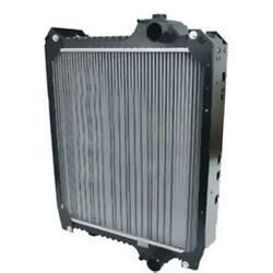 New 212005 Case/ih Tractor Radiator - 23 1/2 X 20 5/8 X 4 7/16 Fits New Holland