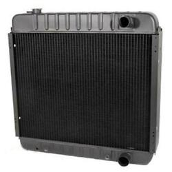New 211076 Versatile Tractor Radiator, 20-3/8 X 26 - Fits Ford/fits New Holland