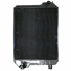 New 212002 / Fits New Holland Tractor Radiator - 24 5/8 X 20 5/8 X 4 Fits Ford