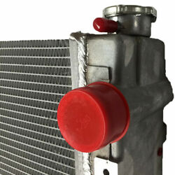 New Radiator 84379154 Fits Case Fits New Holland Skid Steer - 22546