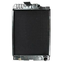New 82988918 Radiator Fits Ford Fits New Holland 6610 7610 5610 Replaces