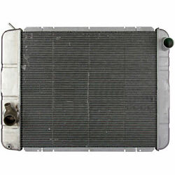 New 239081 Radiator For Ih Fits Ford 3800 4100 4200 4300 4400 F650 F750 Be Ce