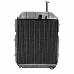 New E3nn8005ce15m 4-row Radiator Assembly Fits Ford/fits New Holland Tw30 Tw35