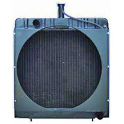 New 71192598 Gas Combine Radiator With 5 Rows And 6 Fins Per Inch For Gleaner K K2