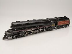 Hornby Dublo Oo 3-rail 4-6-2 And Tender - Canadian Pacific / Cp 1215