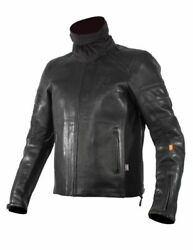 New Rukka Coriace-r Coriace Leather Ce Approved Motorcycle Jacket
