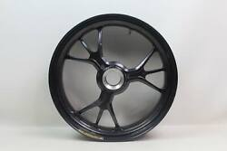 Ducati Monster 1200r 1200 R Panigale Marchesini Forged Rear Wheel Rim Straight