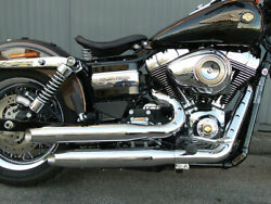 Euro 4 Verstellb. Mcj Royal Short Dyna Bj.2017 Fat Bob Wide Glide And Low Rider S