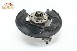 Audi A8 Quattro Rear Right Passenger Side Spindle Knuckle Hub Oem 2011 - 2017 💎