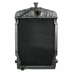 New 377090r92 Radiator 26.5 Tall For Farmall International Tractor 504 Gas And Di