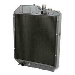 New F1nn8005bf15m Tractor Radiator Fits Ford / Fits New Holland 8240 8340