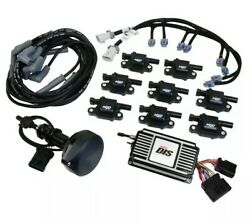 Msd 601523 Dis Coil On Cylinder Ignition Kit S/block Ford 5.0 289-302 Black