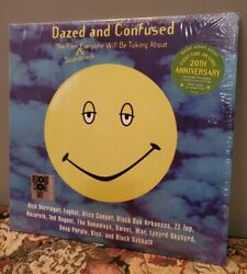 Dazed And Confused Soundtrack Vinyl Record Store Day Green Limited Numbered Rare