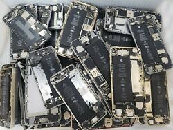 Lot Of Iphones For Gold Scrap Recovery And Parts - 6+, 6s+ 7 And More