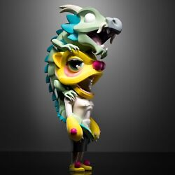 Coarse Toys Aura Half Moon 14andrdquo Vinyl Figure Limited Edition In Hand Sold Out