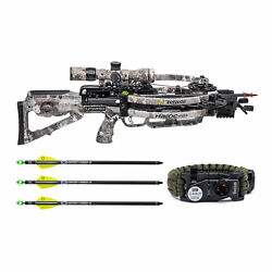 Tenpoint Havoc Rs440 440 Fps Acuslide Crossbow Package With Arrows Bundle