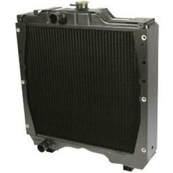 New 5169275 A And I Radiator Fits Case-ih Tractor Fits Ford / Fits New Hollan
