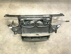 2001-2006 Bmw 330ci E46 Coupe Front Clip Radiator Core Support W/ Fan Lot488 Oem